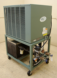 COLD SHOT AIR-COOLED GLYCOL / WATER CHILLER, Model ACWC-90-ELTAlard item Y1473