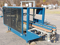 used, DURABLE PACKAGING AUTOMATIC CASE ERECTOR / BOTTOM SEALER Model TGA-200I QCL, Alard item Y2053
