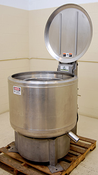 Refurbished BOCK SPIN DRYER MODEL FP95 CENTRIFUGE, Alard item Y2696