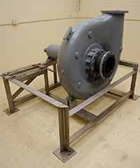 Used RECONDITIONED CORNELL FOOD PUMP / HYDRO TRANSFER PUMP, Alard item Y1878
