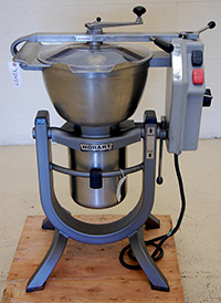used HOBART CUTTER-MIXER, Model HCM-300 food processor, Alard item Y2437