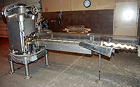 used CAN SEAMER, Angelus Model 60L, Alard item Y2559