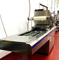 Used, Ilpra Speedy VG TRAY SEALER, Alard item Y3466