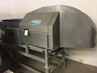 used FAM MANTIS SLICER, DICER, CHOPPER, high volume industrial food grade cutter, Alard item Y3527