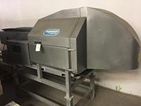 used FAM MANTIS SLICER, DICER, CHOPPER, high volume industrial food grade cutter, Alard item Y3527