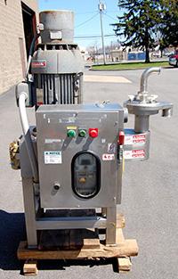 Used Urschel Comitrol 1500, 30HP, Alard item Y3044