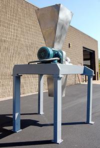 used Fitzpatrick HAMMERMILL, 20 inch, 25HP, stainless steel, Alard item Y3558