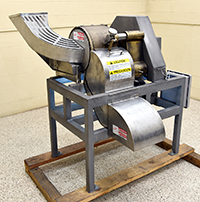 used URSCHEL MODEL GRL FRENCH FRY CUTTER / STRIP CUTTER; Alard item Y3480