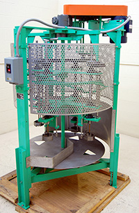 Used ROTARY CABBAGE CORING MACHINE, Alard item Y2200