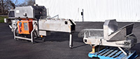 used ONION PEELING LINE, Sormac Model USM-1 ONION PEELER, Alard item Y3775