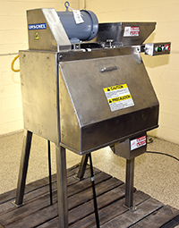 used Chester Jensen Model X70N30 Cooker-Cooler, 300 GALLON STEAM JACKETED KETTLE, Alard item Y3593