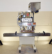 Used, KAPS-ALL E4 PORTABLE SPINDLE CAPPER; Alard item Y3863