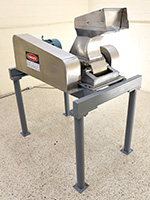 used FITZPATRICK INDUSTRIAL IMPACT MILL, 6 inch, 7.5HP, Alard item Y4012