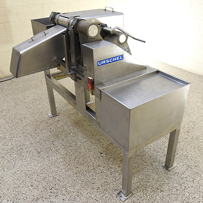 used reconditioned URSCHEL Model G-K DICER, Alard item Y4101