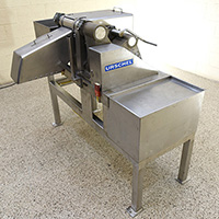 used, Urschel Model G-K Dicer, three dimensional cutter, Alard item Y4101