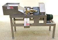 used, Refurbished URSCHEL Model GKS SLICER, for flat or crinkle cuts, Alard item Y2110