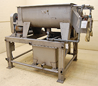 used TUMBLE WASHER, DIRT REEL WASHER, DOUBLE DRUM, Alard item Y2514