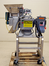 used, URSCHEL COMITROL 3600 PROCESSOR, hopper - screw feed, Alard item Y3052