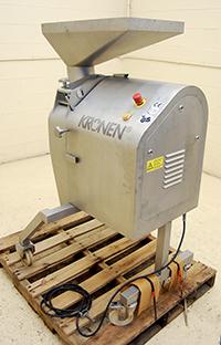 Used Kronen KUJ DICER, strip-cutter, french-fry cutter, Alard item Y3529
