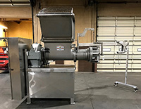 used, WEILER Model 1612B BLOCK GRINDER, 150HP, Alard item Y4169