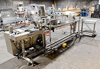 used Automated Packaging Systems FAS SPRINT Revolution SidePouch FOOD BAGGER, Alard item Y4016