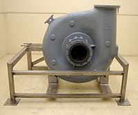 Reconditioned 10 INCH FOOD PUMP /  HYDRO TRANSFER PUMP, Cornell Model 10NHPP-F12K, Alard item Y1878