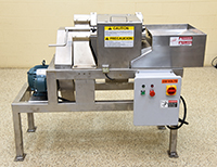 Refurbished URSCHEL Model G DICER, strip cutter, slicer, French fry cutter, Alard item Y4097