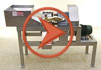 Refurbished URSCHEL Model GKS SLICER, for flat or crinkle slice cuts, Alard item Y2110
