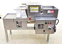 Refurbished URSCHEL Model H-A DICER, cube cutter, strip cutter, slicer, Alard item Y3983