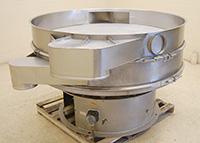used, Sweco Vibro-Energy ROUND DEWATERING SEPARATOR, Model MX60-88, Alard item Y3596