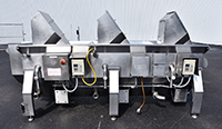 used, Lyco Easy Flow HIGH SPEED PARTICULATE COOLER, 3 Zone, Alard item Y4302