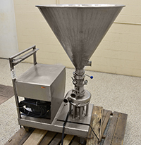 used, TRI-Clover TRI-BLENDER / POWDER DISPERSER / HIGH SHEAR MIXER, Alard item Y4295