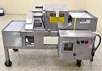 Refurbished URSCHEL Model H-A DICER, cube cutter, strip cutter, slicer, Alard item Y4527