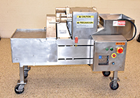 Refurbished, URSCHEL Model G-A DICER, strip cutter, slicer, French fry cutter, Alard item Y4547