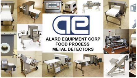 METAL DETECTOR demo VIDEOS - food grade industrial process metal detection systems.