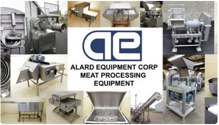Industrial MEAT PROCESSING equipment demo VIDEOS.