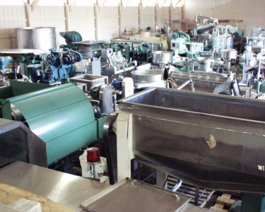used, rebuilt, and new food processing equipment, food packaging equipment